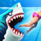 饥饿鲨破解版无限金币无限钻石