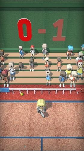 网球模拟器图1