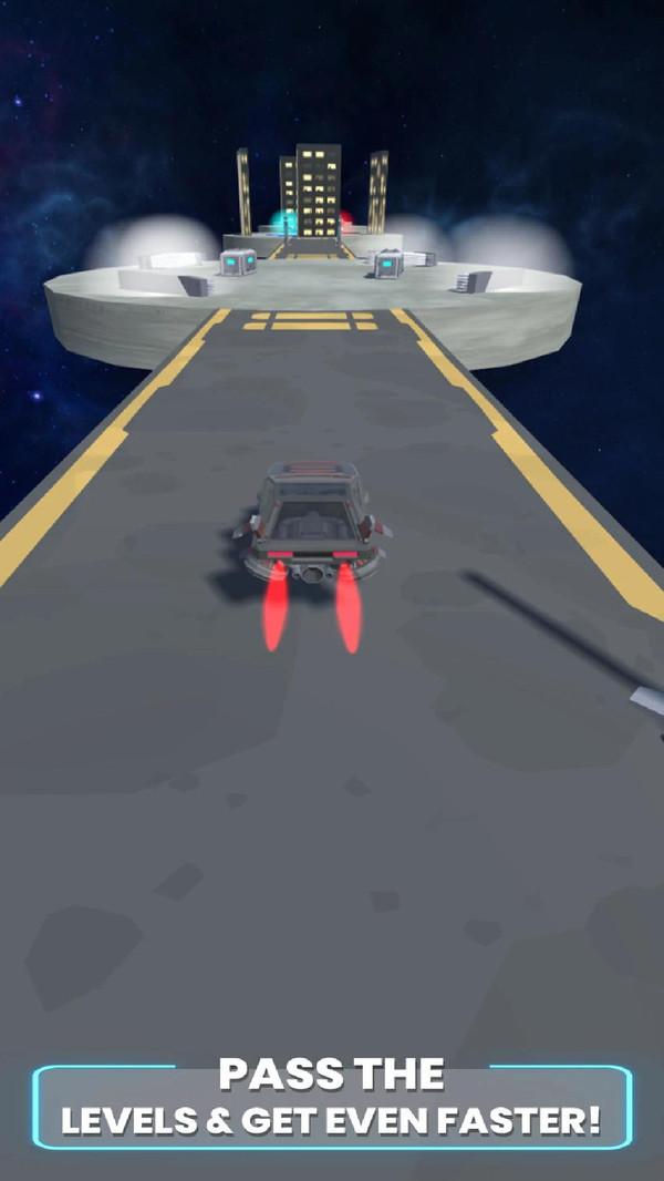 太空赛车模拟器