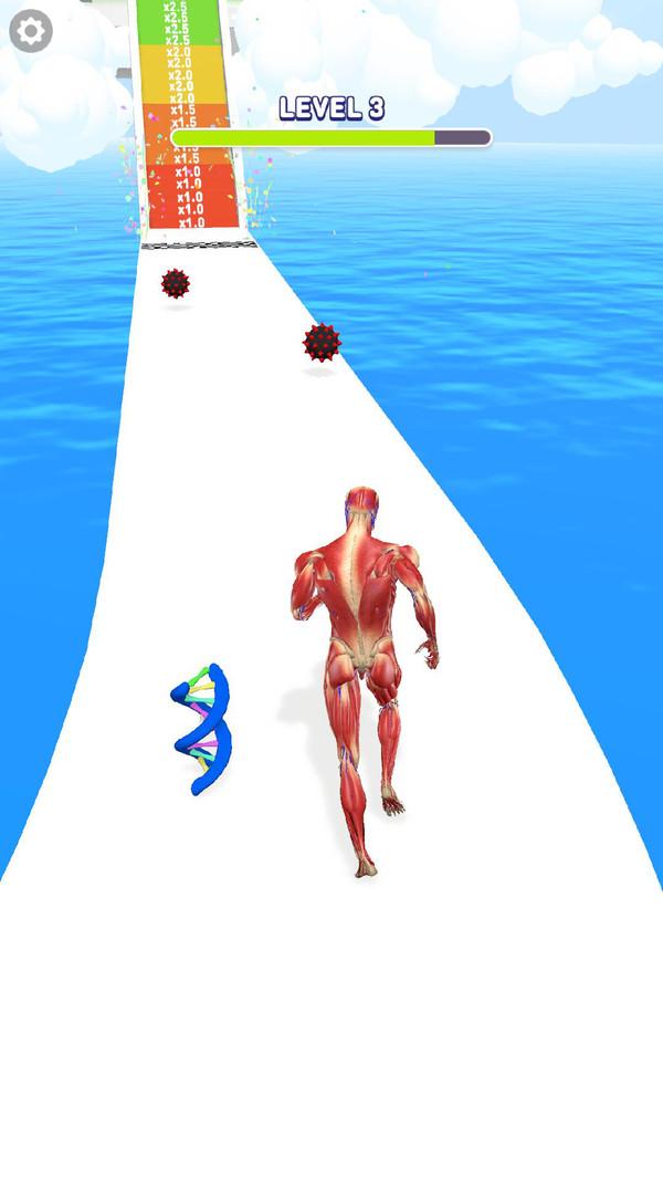 人类跑步进化图2