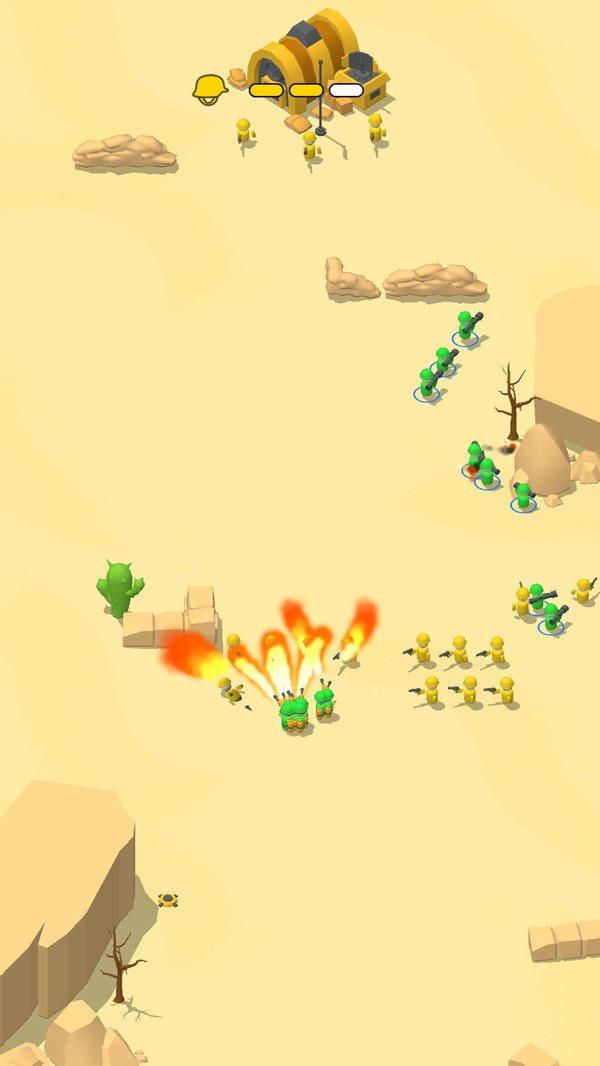 玩具兵战争图2