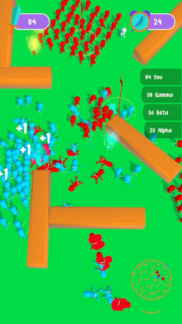 拥挤的迷宫图1