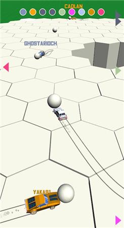 雪球车图1