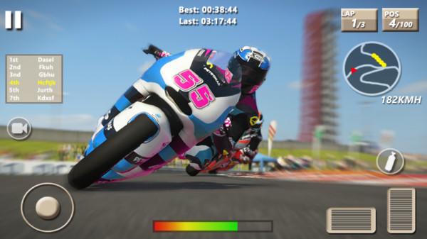 速度摩托赛车图1