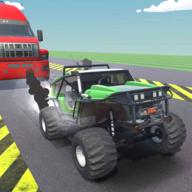 拉力卡车竞技赛