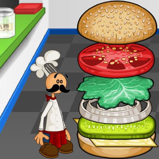 老爹汉堡店破解版下载