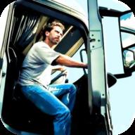 生锈的卡车司机