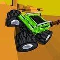 卡车爬坡竞技赛车