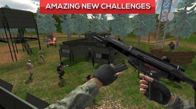 FPS丛林射击游戏图2