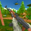 FPS丛林射击游戏