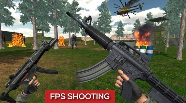 FPS丛林射击游戏图4