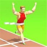 奥林匹克跑步竞赛3D